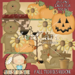 Fall Teddies Redone