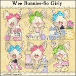 Wee Bunnies-So Girly