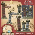 Home Sweet Saltbox '10 Collection